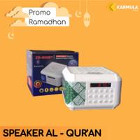 Speaker Quran 30 Juz Murrot | Speaker Al Quran Lengkap dengan Memori