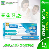 Sensitif Digital /Test Pack Digital / Alat Tes Kehamilan / alat Tespek