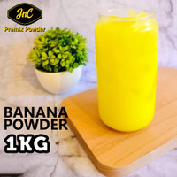 JnC Banana Silver Powder 1KG