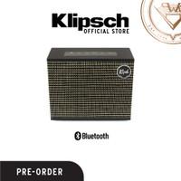 Klipsch Heritage Groove - Portable Bluetooth Speaker (Matte Black)