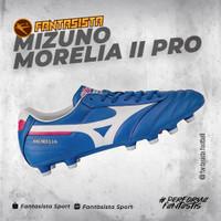 SEPATU SEPAK BOLA MIZUNO MORELIA II PRO FG - ORIGINAL - P1GA201325 - 40