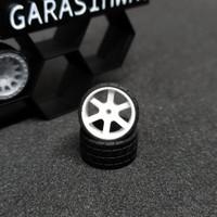 Ban Hotwheels Full Resin Bukan Karet Skala 64 Model GHKU 04