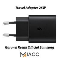 Charger SAMSUNG 25W Travel Adapter USB C ORIGINAL SEIN GARANSI RESMI