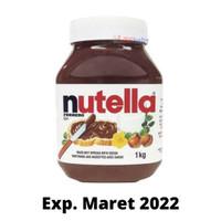KHUSUS GOJEK - Nutella Spread Selai Coklat 1000gr 1kg