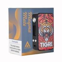 Promo Paket MOD Magma Tigre 200W X Reload S [ CLONE ] RDA Free VTC4