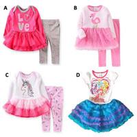 Pakaian/Baju/Dress Anak Tutu Little Pony