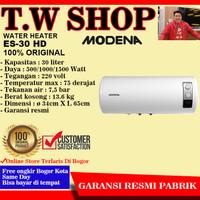 Modena Water Heater 30 Liter Pemanas Air Listrik ES-30HD
