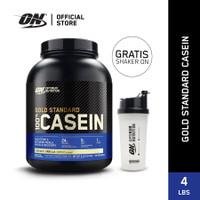 Optimum Nutrition Gold Standard Casein 4lbs - Vanila