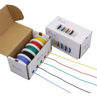 Kabel cable SERABUT AWG 20 AWG20 silicone silikon 20AWG 1 roll 6M