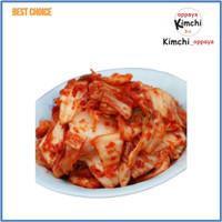 kimchi SAWI RASA MANIS korea 1Kg Enak Halal Harum manis