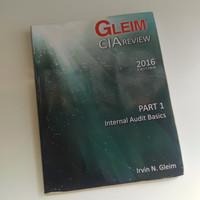 GLEIM CIA REVIEW 2016 Edition Part 1 Internal Audit Basics