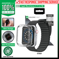 Case Apple Watch 44mm / 40mm Amazingthing Outre Drop 360 Casing