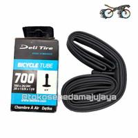 Ban Dalam Sepeda Fixie Roadbike 700 x 25-28c Swallow Deli Tire
