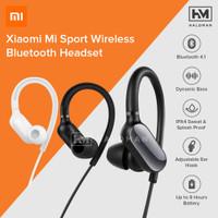 Xiaomi Mi Sport Wireless Bluetooth Headset Earphone - Putih