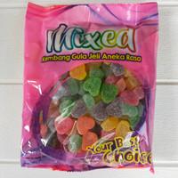 Permen jelly mix waisun