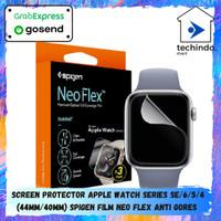 Screen Protector Apple Watch SE/6/5/4 Spigen Neo Flex Anti Gores - 44 mm
