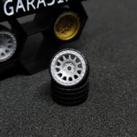 Ban Hotwheels Full Resin Bukan Karet Skala 64 Model GHKU 07