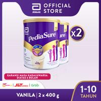 Pediasure Vanila 400 g (1-10 tahun) Susu Formula Pertumbuhan - 2 klg