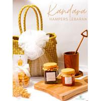 Parsel Lebaran/Parsel Ramadan/Hampers Lebaran / Hamper Ramadan - KANDARA