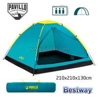 Tenda Kemah Camping Outdoor Pavillo Cooldome 3 Tent Bestway 68085