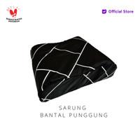 Vablo Sarung bantal pinggang motif abstrak
