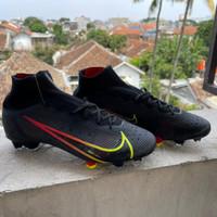 Sepatu Bola Nike Mercurial Superfly Elite 8 Black