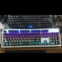 Keyboard Mechanical Imperion Mech 10 RGB - Second Used