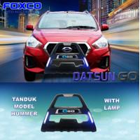 Tanduk Depan Hummer with Led Datsun Go