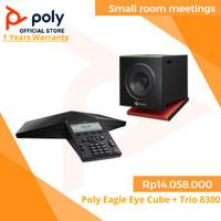 Poly Eagle Eye Cube + Trio 8300