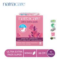 Natracare Ultra Extra Pads Super