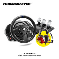 Thrustmaster T300 RS GT Racing Wheel for PS4/PS5 and PC