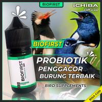Vitamin Burung Kicau BIOFIRST untuk Murai Kacer Jalak Kenari Lovebird