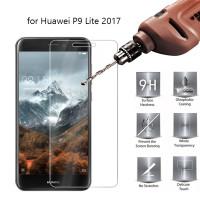 TEMPERED GLASS HUAWEI P9 LITE / P8 LITE 2017 - ANTI GORES SCREEN GUARD