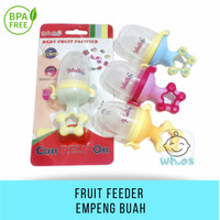 Fruit Feeder   Food Feeder Silikon   empeng buah