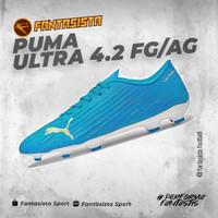 SEPATU BOLA PUMA - ULTRA 4.2 FG/AG - ORIGINAL - 106354 01