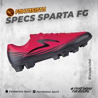 SEPATU BOLA SPECS MURAH SPARTA FG & IN - ORIGINAL - FG, 38