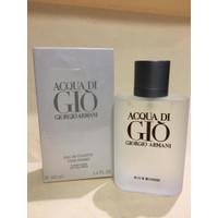 Parfum Aqua Diqio /Giorgio Armani Acqua Di Gio Men ORIGINAL SINGAPORE