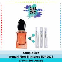 Giorgio Armani Si Intense 2021 EDP for Unisex