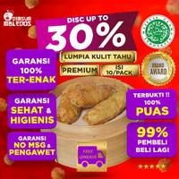 Lumpia Kulit Tahu Kembang - Tofu Skin Roll FROZEN FOOD DIMSUM PREMIUM