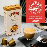 Nespresso Chocolate & Coffee Capsule Podista Baileys Original