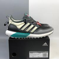 Sepatu Adidas Ultra Boost All Terrain ATR Core Black Aqua Premium