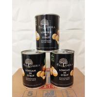 Frutaneira Longan In Syrup / Buah Kelengkeng Kaleng / 565 gram
