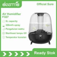 Deerma F327 Air Humidifier UV Sterilizer Ultrasonic Pelembab Udara 5L