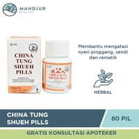 China Tung Shueh Pill - Obat Nyeri Sendi, Rematik, dan Sakit pinggang