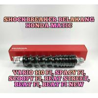 SHOCKBREAKER BELAKANG HONDA K25 BEAT FI SCOOPY SPACY FI VARIO 110 FI