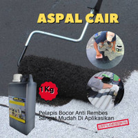 Asphalt Cair/Aspal Emulision/Aspal Anti Bocor Rembes Lantai