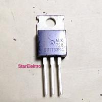 S111733PIC S1117-33PIC 111733 S111733PI AUK IC Regulator 3,3V To-220