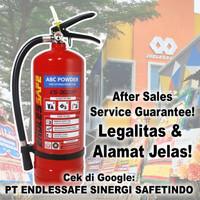 APAR 3KG isi ABC Powder Komplit Set /fire extinguisher/ tabung pemadam