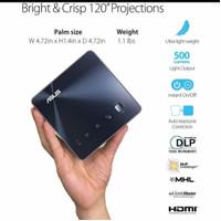 ASUS ZenBeam S2 Portable LED Projector - 500 Lumens Short Throw