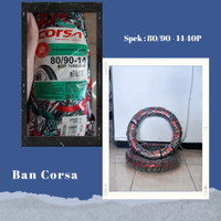 BAN MOTOR 80/90/14 40P TUBELES - CORSA TERMINATOR